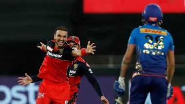 Harshal Patel Reveals He Got a Hat-Trick on His Sixth Attempt After Match-Winning Bowling Performance in RCB vs MI IPL 2021 Match