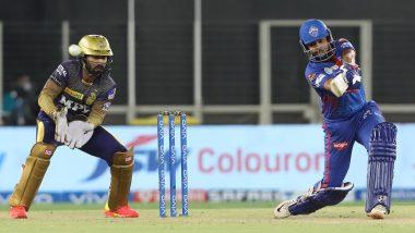 KKR vs DC Highlights of VIVO IPL 2021: Kolkata Knight Riders Win by 3 Wickets, Keep Playoffs Hopes Alive