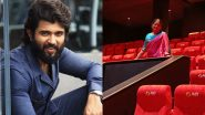Vijay Deverakonda Wishes Mom Happy Birthday by Sharing Her Picture From His New Multiplex!