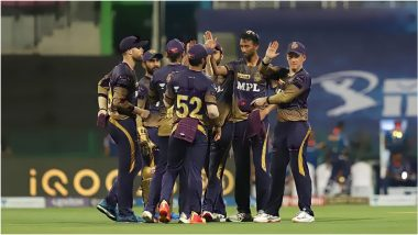 CSK vs KKR, Abu Dhabi Weather, Rain Forecast and Pitch Report: Here's How Weather Will Behave for Chennai Super Kings vs Kolkata Knight Riders IPL 2021 Clash at Sheikh Zayed Cricket Stadium