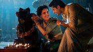 Meenakshi Sundareshwar: First Glimpse of Abhimanyu Dassani and Sanya Malhotra's Rom-Com Unveiled at Netflix's TUDUM Event! (Watch Video)