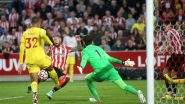Brentford 3–3 Liverpool, Premier League 2021–22: Jurgen Klopp's Side Play Thrilling Draw To Go Top of Points Table