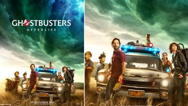 Ghostbusters Afterlife To Release in Indian Theatres on November 19!