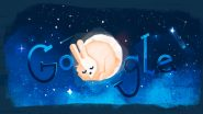 Mid Autumn Festival 2021: Google Doodle Celebrates the Annual Holiday, Also Known As Moon Festival