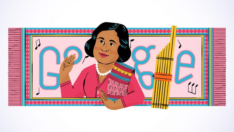 Bunpheng Faiphiuchai's 89th Birthday Google Doodle: Search Engine Pays Tribute to Legendary Thai Singer - LatestLY