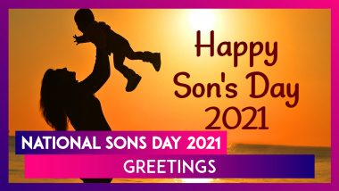 Happy Son's Day 2021 WhatsApp Messages, Quotes and Greetings to Send All Beloved Boys of The Family