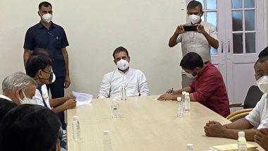 Kanhaiya Kumar, Jignesh Mewani Join Congress in Presence of Rahul Gandhi in New Delhi