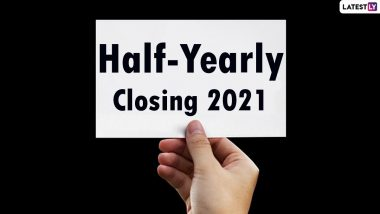 Half-Yearly Closing of Bank Accounts 2021: Is It a Bank Holiday on September 30 on October 1? Here's All You Need To Know