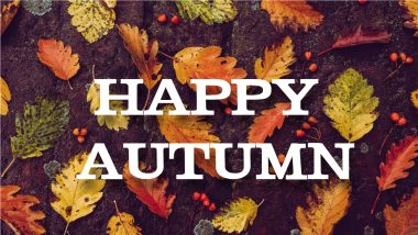 Autumn 2021 Wishes, Images, Quotes, HD Wallpapers and Messages For Fall Season