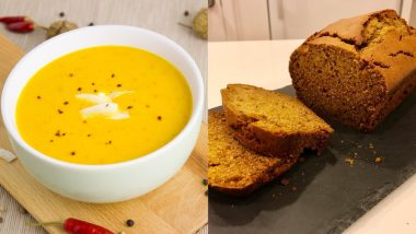Healthy Pumpkin Recipes for Fall 2021