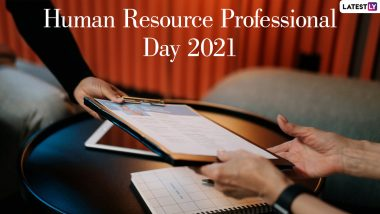 Human Resource Professional Day 2021: Know Date, History and Significance Celebrating HRs Around the Globe