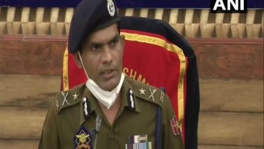 Jammu & Kashmir: IGP Kashmir Vijay Kumar Urges People Not to Pay Heed to Rumours Spread by Anti-national Elements