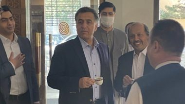 ISI Chief Lieutenant General Faiz Hameed During Visit to Afghanistan, Says 'Everything Will Be Okay'