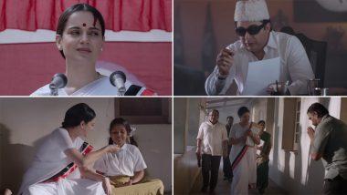 Thalaivii Song Hai Kamaal Out! Kangana Ranaut As Jayalalithaa Showcases Amma's Early Days in Politics (Watch Video)