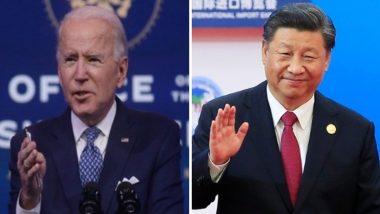 US' China Policy Has Worsened Bilateral Ties, Says Chinese President Xi Jinping to Joe Biden
