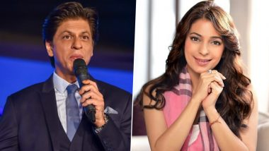 On Zee Comedy Show, Juhi Chawla Recalls the Time When Shah Rukh Khan Arrived at Her Party Late