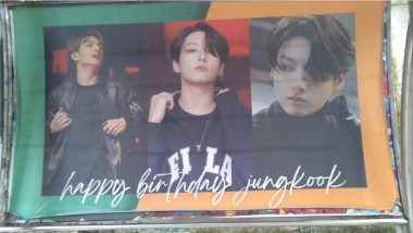 Indian BTS ARMY Rent Billboards in Mumbai To Celebrate Jungkook's Birthday, Pics Go Viral