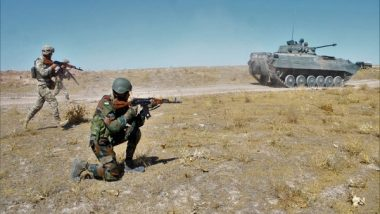 Indian Military Contingent in Russia for Multinational Counter-Terror Drill; Pakistan, China Also Participating