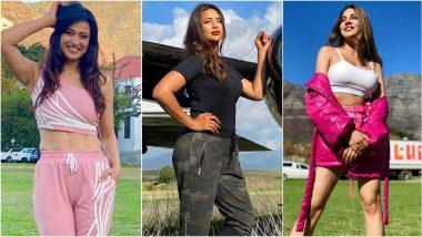 Top 'Khatron Ke Khiladi 11' Fashion Moments by Shweta Tiwari, Divyanka Tripathi and Nikki Tamboli in Photos