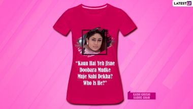 Kareena Kapoor Khan Birthday Special: 10 Movie Quotes of Bebo That Make Awesome T-Shirt Slogans!
