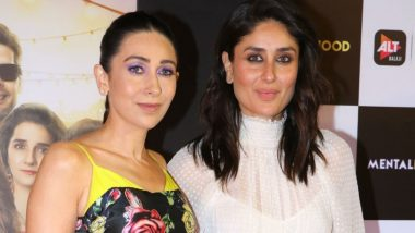 Kareena Kapoor Khan Turns 41: Karisma Kapoor Wishes Her Sister by Sharing a Picture of Baby Bebo!
