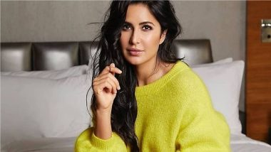 Katrina Kaif's Lime-yellow Jumper is What You Need to Update Your Wardrobe With!