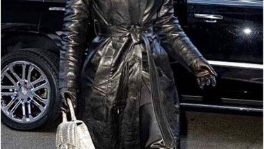 Bewitching in Black! JLo, Kim Kardashian, Megan Fox and Other Divas Nailing All-Black Looks