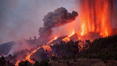 La Palma Volcano: Human Lives Not at Risk Due to Canary Islands Volcano Eruption, Says Spanish PM Pedro Sanchez