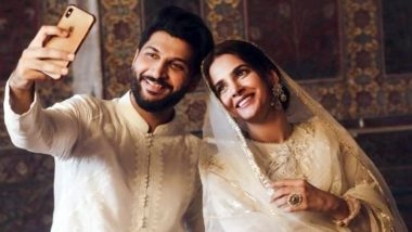 Saba Qamar, Bilal Saeed Charged for Shooting a Music Video in the Historic Wazir Khan Mosque; Pakistan Court Issues Arrest Warrant