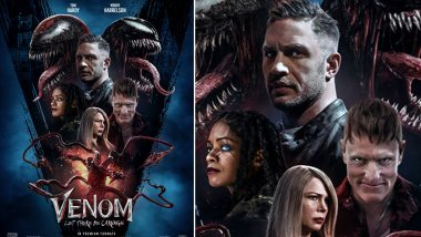 Venom: Let There Be Carnage First Reviews – Tom Hardy's Film Declared As a Thrilling Surprise, the End Credits Said To Be the Highlight