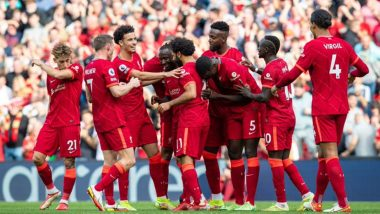 Premier League 2021-22: Sadio Mane Reaches 100 Goals for Liverpool in 3-0 Win Over Crystal Palace