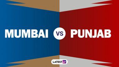 MI 92/3 in 15 Overs (Target 136) I MI vs PBKS Live Score Updates of VIVO IPL 2021: Mumbai Aim For Big Finish In Death Overs