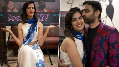 Lock'd IN: Maanavi Bedi Reveals She Found It Hard To Direct Hubby Karan Mally for Romantic Scenes in the Upcoming Web Series