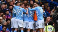 Brighton vs Manchester City, Premier League 2021-22 Free Live Streaming Online & Match Time in India: How To Watch EPL Match Live Telecast on TV & Football Score Updates in IST?