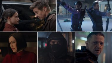 Hawkeye Trailer: Hailee Steinfeld, Jeremy Renner Team Up to Hit the Bullseye in This Christmas-Themed Marvel Series (Watch Video)
