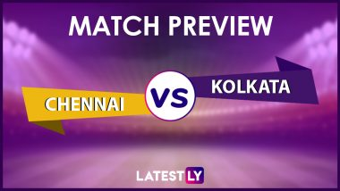 CSK vs KKR Preview: Likely Playing XIs, Key Battles, Head to Head and Other Things You Need To Know About VIVO IPL 2021 Match 38