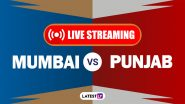 MI vs PBKS, IPL 2021 Live Cricket Streaming: Watch Free Telecast of Mumbai Indians vs Punjab Kings on Star Sports and Disney+Hotstar Online