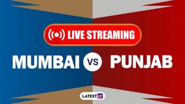Live Streaming Details of Mumbai Indians vs Punjab Kings, IPL 2021