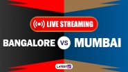 RCB vs MI, IPL 2021 Live Cricket Streaming: Watch Free Telecast of Royal Challengers Bangalore vs Mumbai Indians on Star Sports and Disney+Hotstar Online