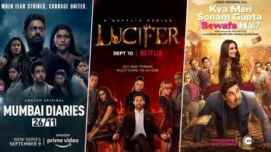 OTT Releases of The Week: Mohit Raina's Mumbai Diaries on Amazon Prime Video, Tom Ellis' Lucifer Season 6 on Netflix, Surbhi Jyoti's Kya Meri Sonam Gupta Bewafa Hai? On ZEE5 and More
