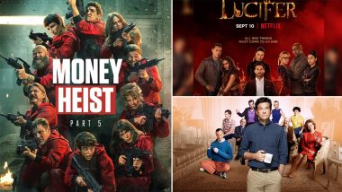 From Money Heist to Lucifer - 5 Times Netflix Turned Saviour For Cancelled Shows!