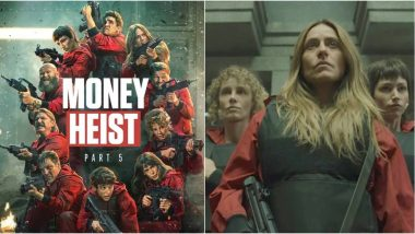 Money Heist Season 5 in HD Leaked on TamilRockers & Telegram Channels for Free Download and Watch Online; Álvaro Morte and Úrsula Corberó's Netflix Series Is the Latest Victim of Piracy?