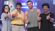 Liger: Nandamuri Balakrishna Gives a Surprise Visit to the Sets of Vijay Deverakonda's Film