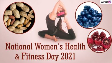 National Women's Health & Fitness Day 2021 (US): 5 Superfoods for Women's Health
