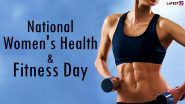 National Women's Health and Fitness Day 2021: Date, History and Significance of This Important Health Day in the US