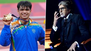 Kaun Banega Crorepati 13: Gold Meladist Neeraj Chopra To Grace Amitabh Bachchan's Quiz Show – Reports