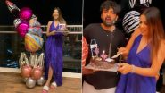 Nia Sharma's Midnight Birthday Celebration Was All About Cake, Friends and Fab Music (View Pics and Videos)