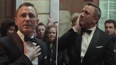 No Time To Die: Daniel Craig's Farewell Speech After Wrapping Up the Film Is All Things Emotional
