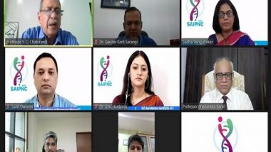 Business News | Sri Aurobindo Institute of Pharmacy, Indore Held Online Conference on Genetic-based Pharmaceutical Formulations Sponsored by AICTE