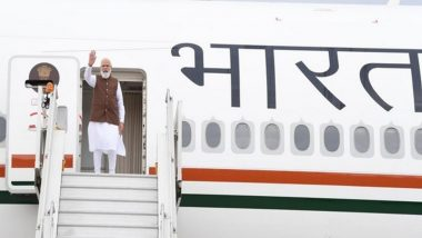 UNGA Meet 2021: PM Narendra Modi's Flight to US Will Avoid Afghanistan, Pakistan Gives Nod for Usage of Its Airspace